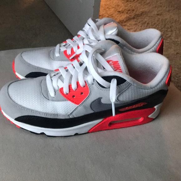 Women's Nike AirMax 90 Infrared OG